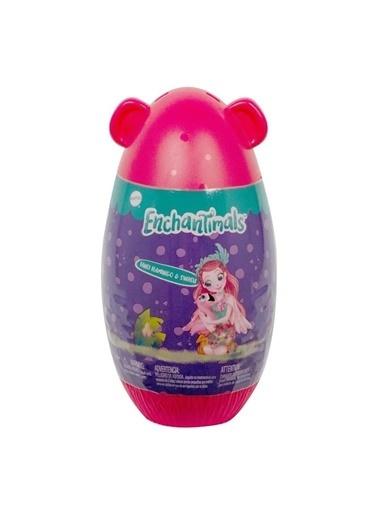Enchantimals Enchantimals Renkli Yumurtadan Çıkan Bebekler Oyuncak Pembe